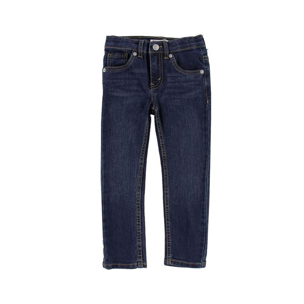 levis levis jeans junior denim scuro 9ec2008d5w