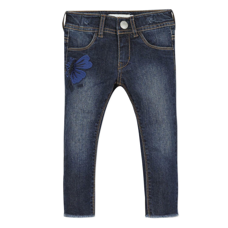 catimini catimini jeans bambina denim scuro cq220651