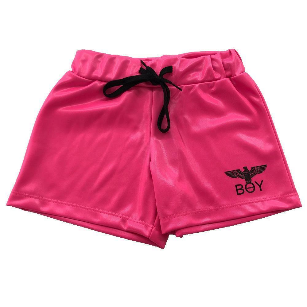 boy london boy london shorts ragazza fuxia fluo hbl2102j