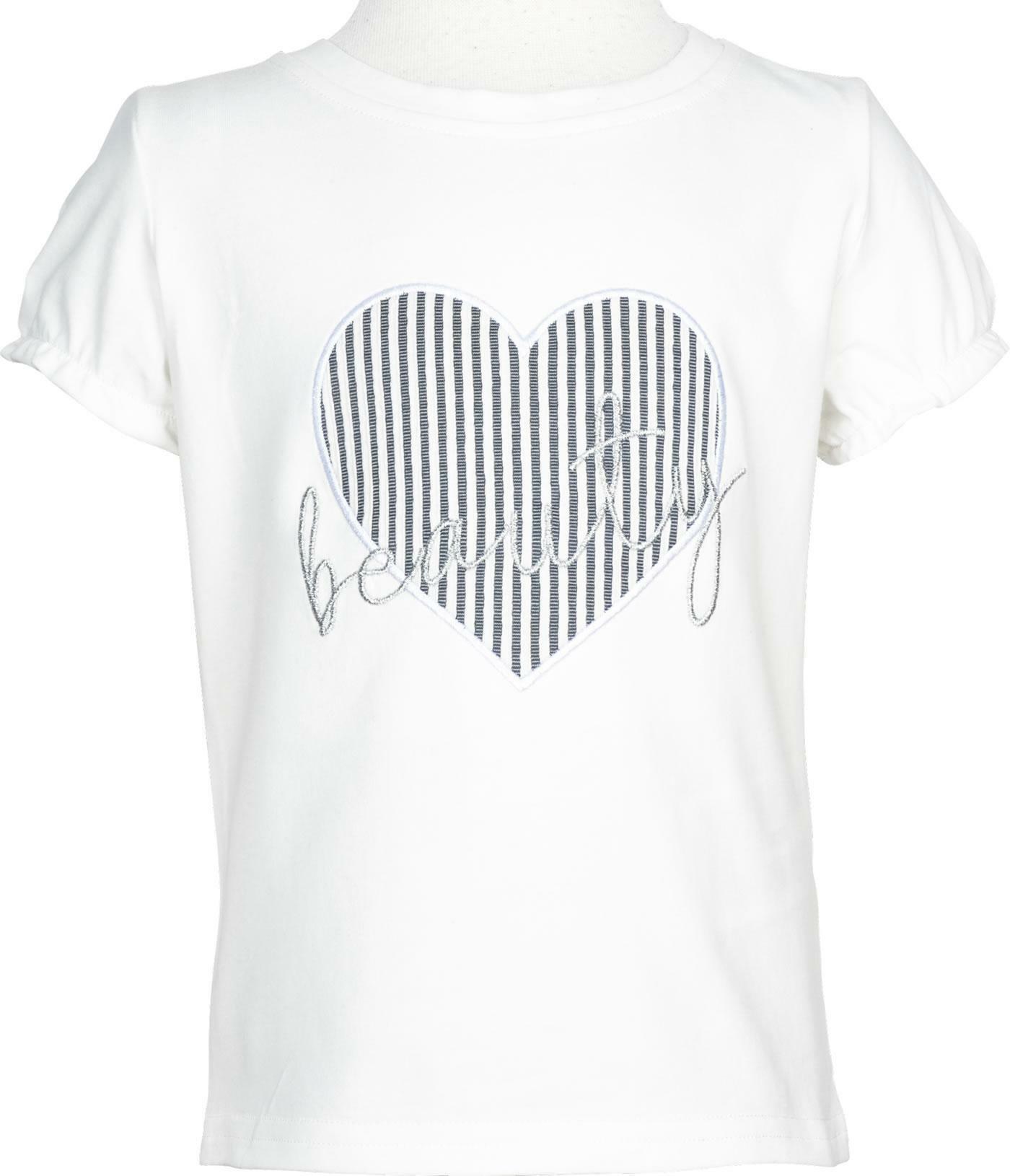 name.it name.it t-shirt bambina bianco 13176467