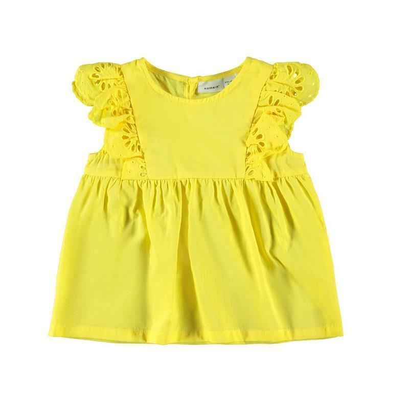 name.it name.it vestitino bambina giallo 13175273