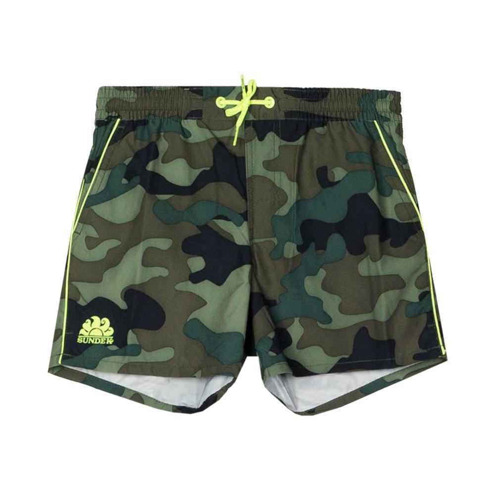sundek sundek costume bambino camouflage b619bdp0153