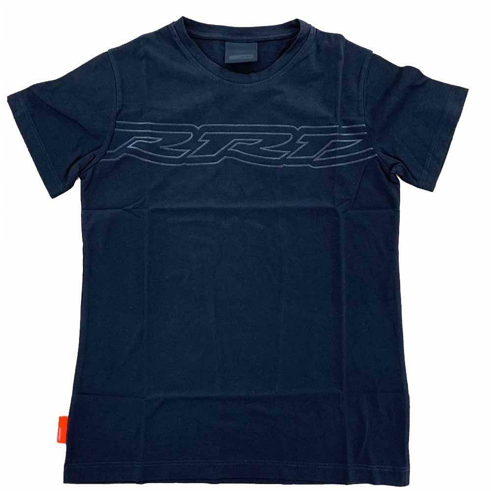 rrd rrd t-shirt bambino nero w19907