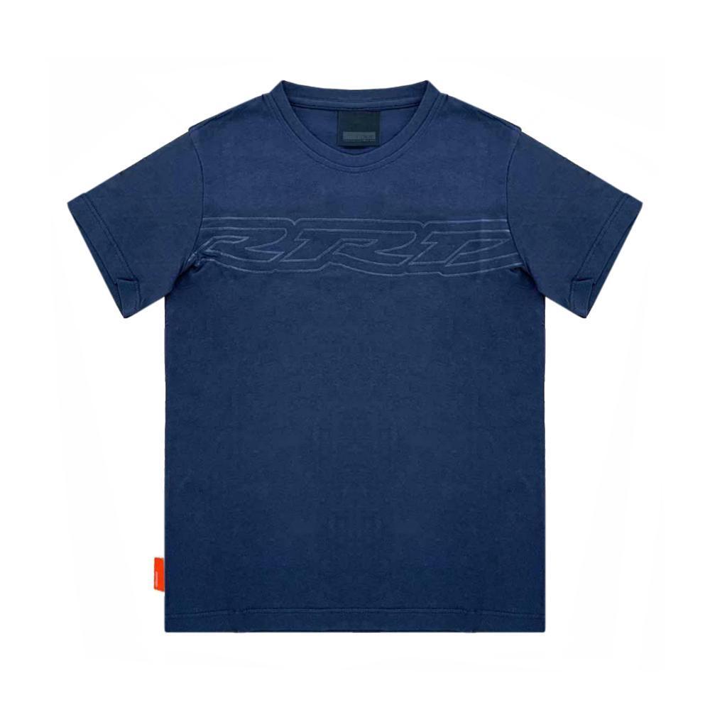 rrd rrd t-shirt bambino blu w19907