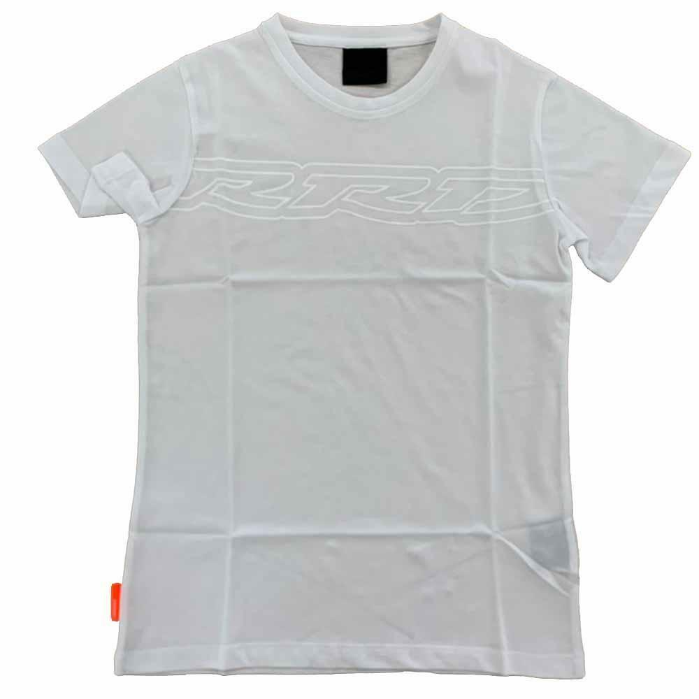 rrd rrd t-shirt ragazzo bianco w199071