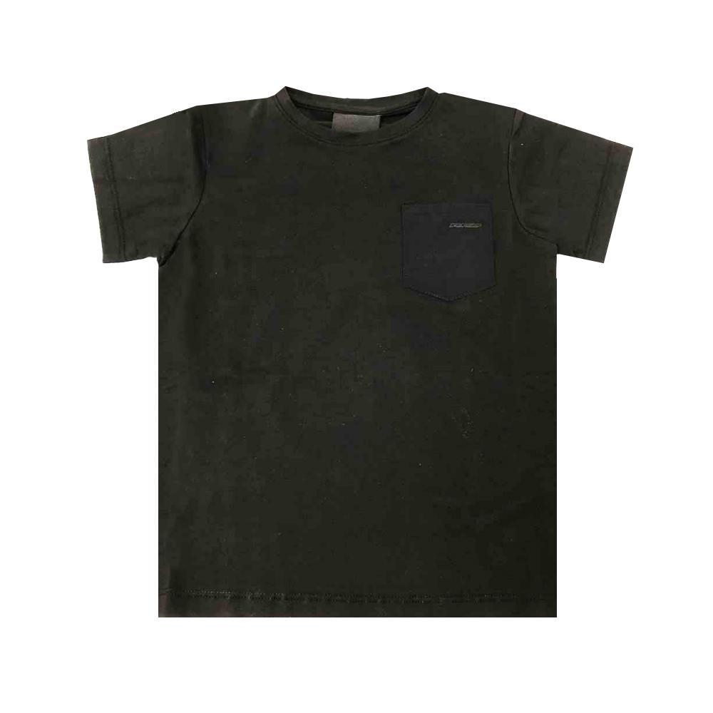 rrd rrd t-shirt bambino nero w19912