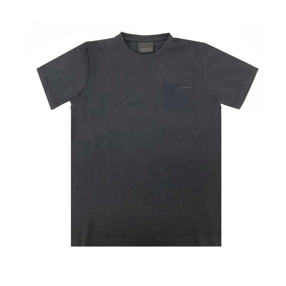 rrd rrd t-shirt ragazzo blu w199121