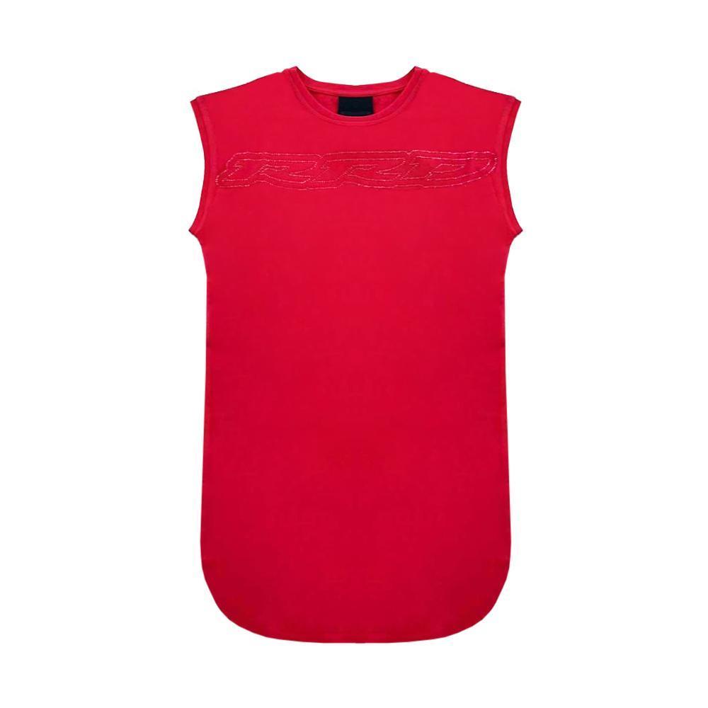 rrd rrd t-shirt bambina rosso w19961