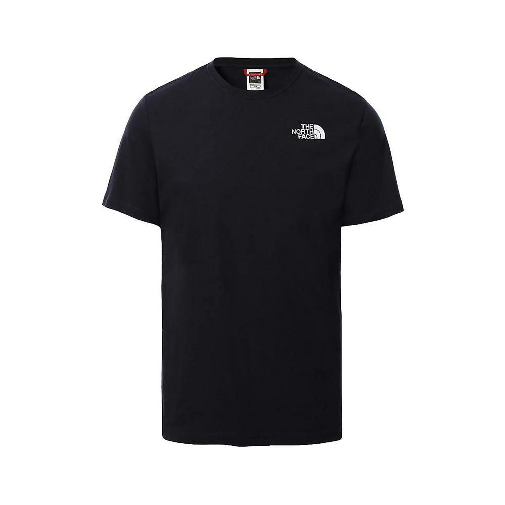 the north face t-shirt the north face uomo ogz1 blu nf0a2tx2