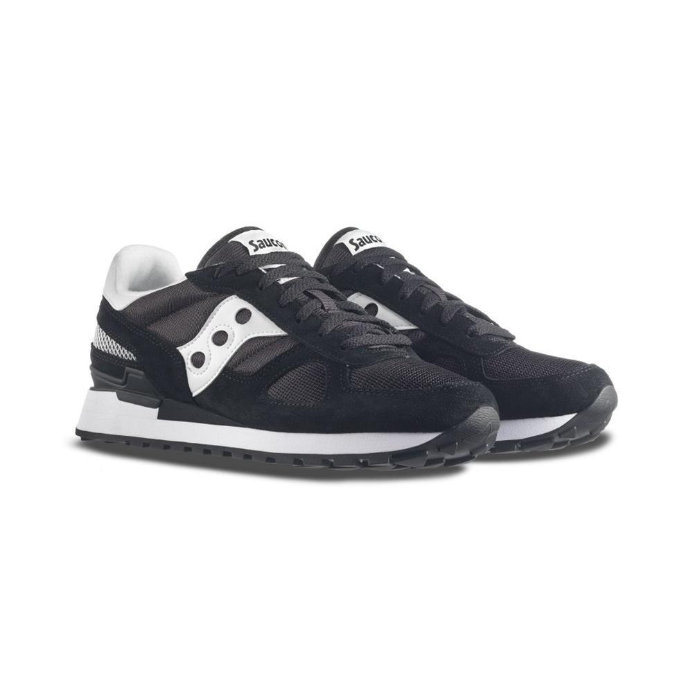 saucony saucony scarpa uomo nero bianco 2108