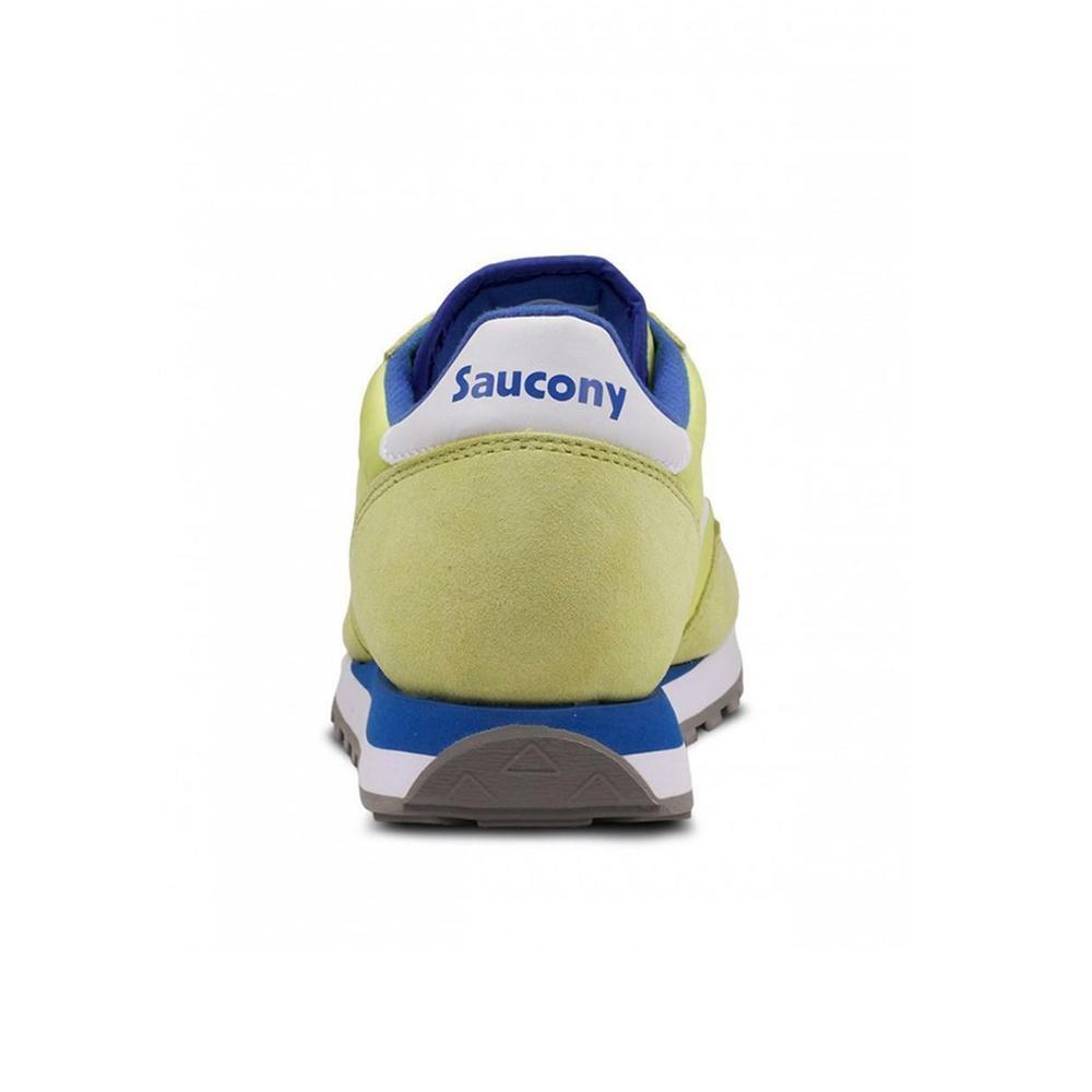 saucony saucony scarpa jazz original uomo giallo blu s2044-450