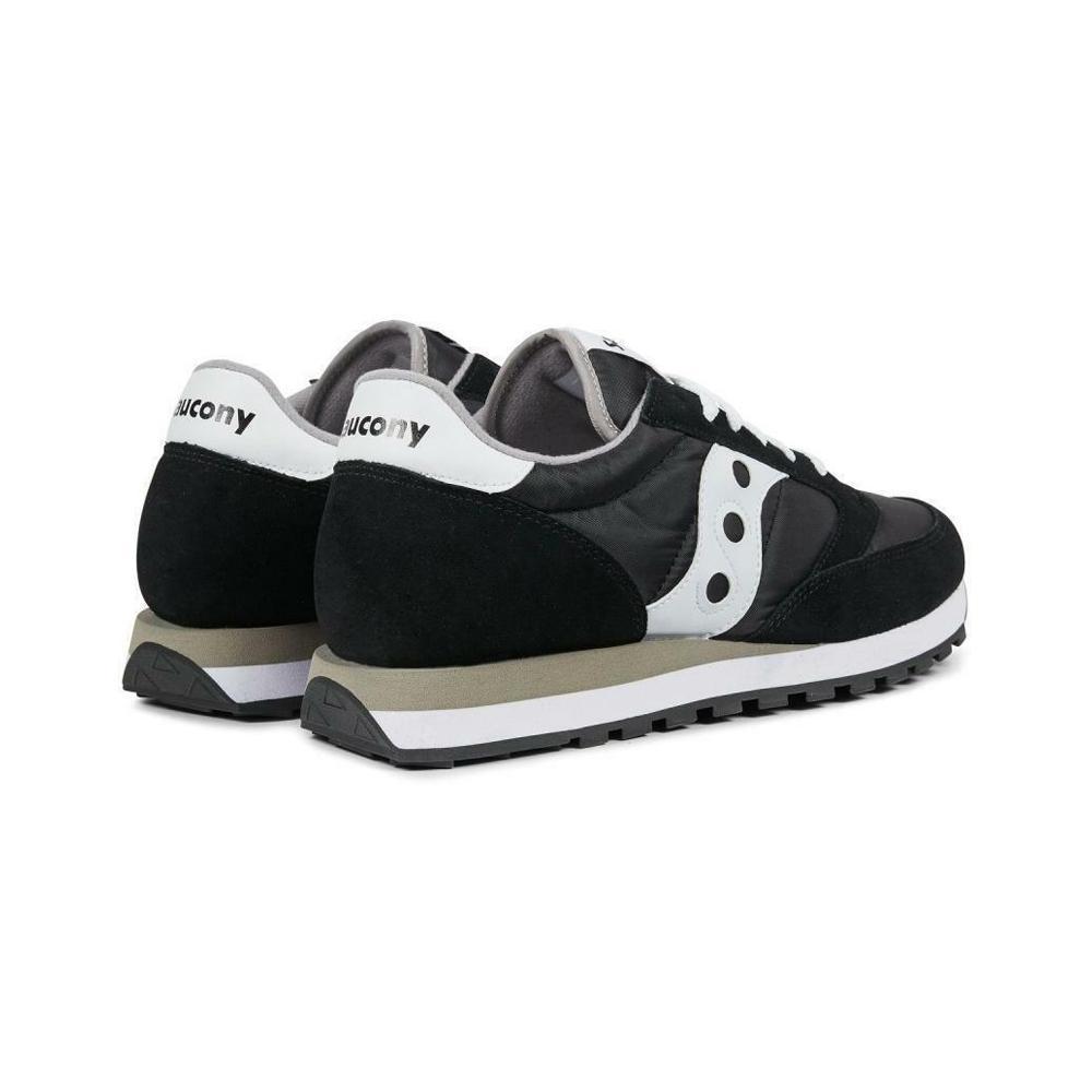 saucony saucony scarpa jazz original uomo nero bianco s2044