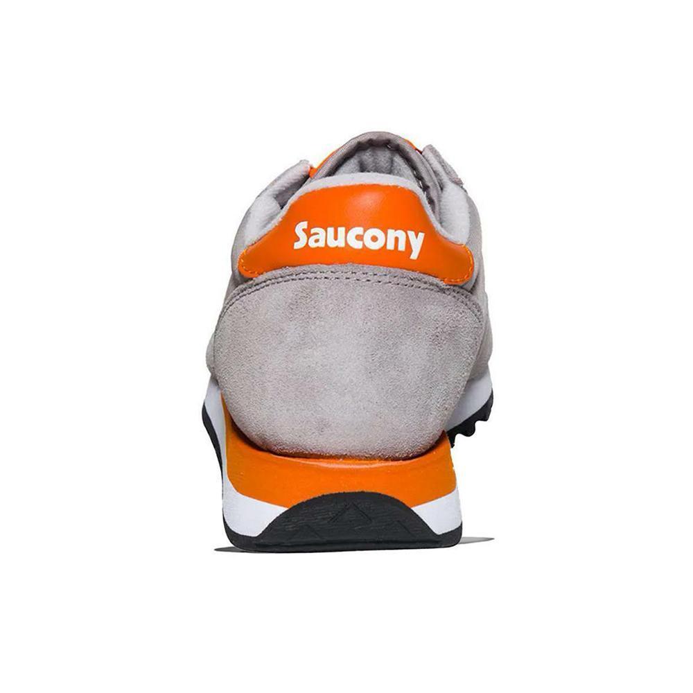 saucony saucony scarpa jazz original uomo grigio arancio s2044-335