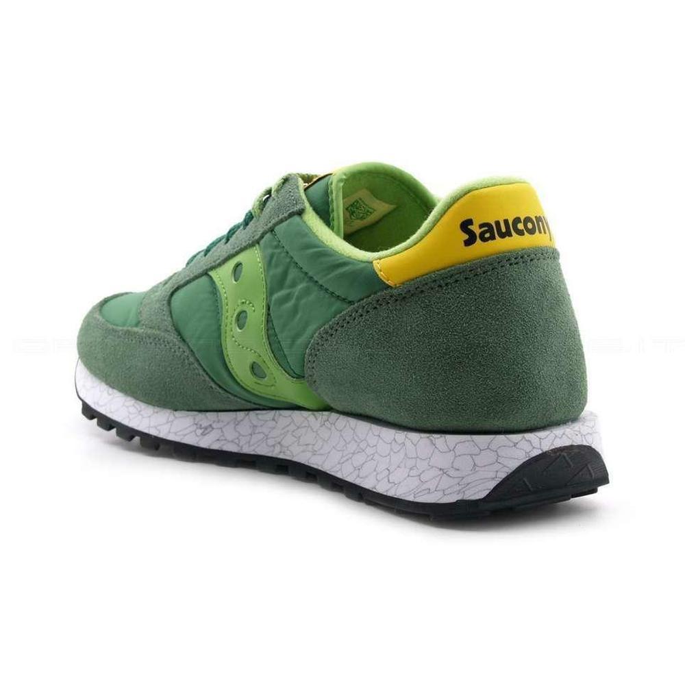 saucony saucony scarpa uomo verde giallo s2044s-517