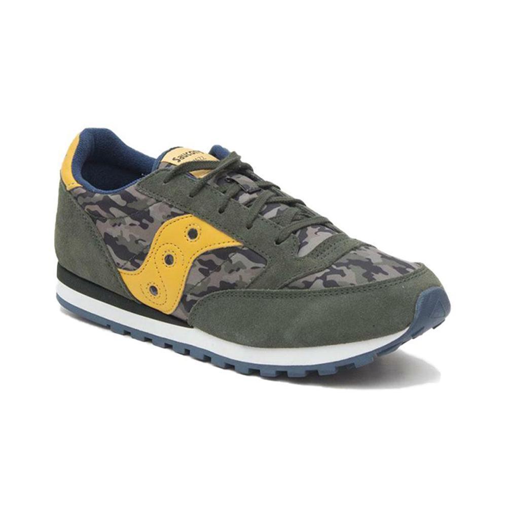 saucony saucony scarpa bambino camuflage giallo sk259607