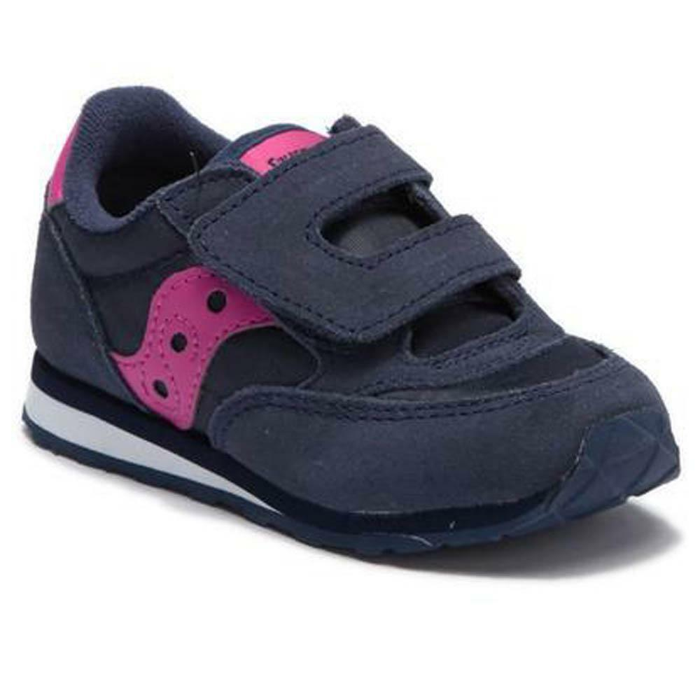 saucony saucony baby scarpa c/starppo bambina blu fucsia sl160377