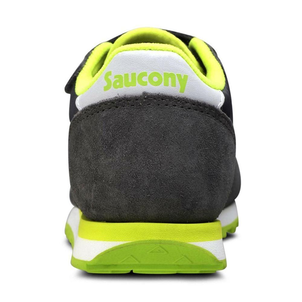 saucony saucony scarpa bambino grigio bianco sk259622