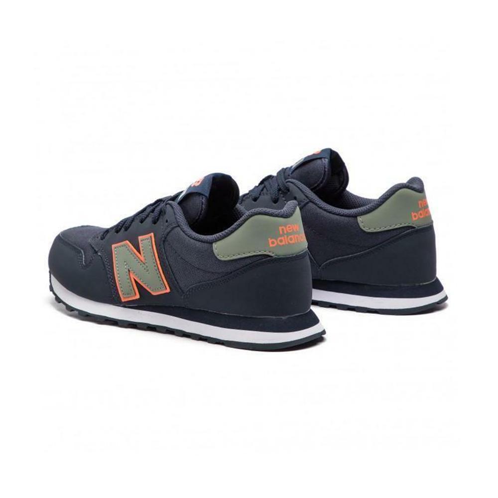 new balance new balance scarpa uomo blu verde gm500m