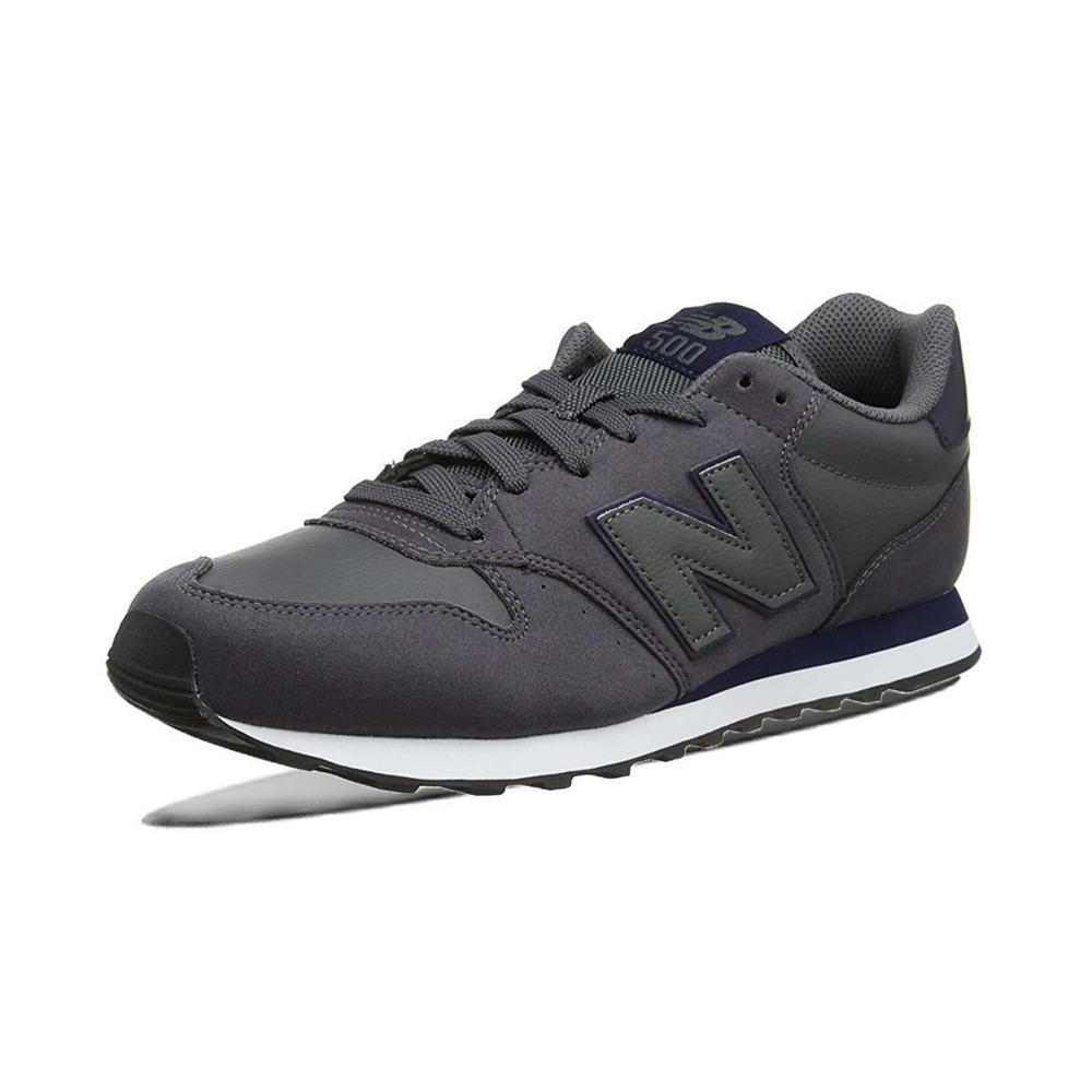 new balance new balance scarpa uomo piombo blu nbgm500m