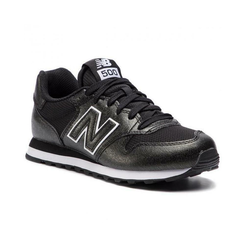 new balance new balance scarpa donna nero glitter nbgw500m
