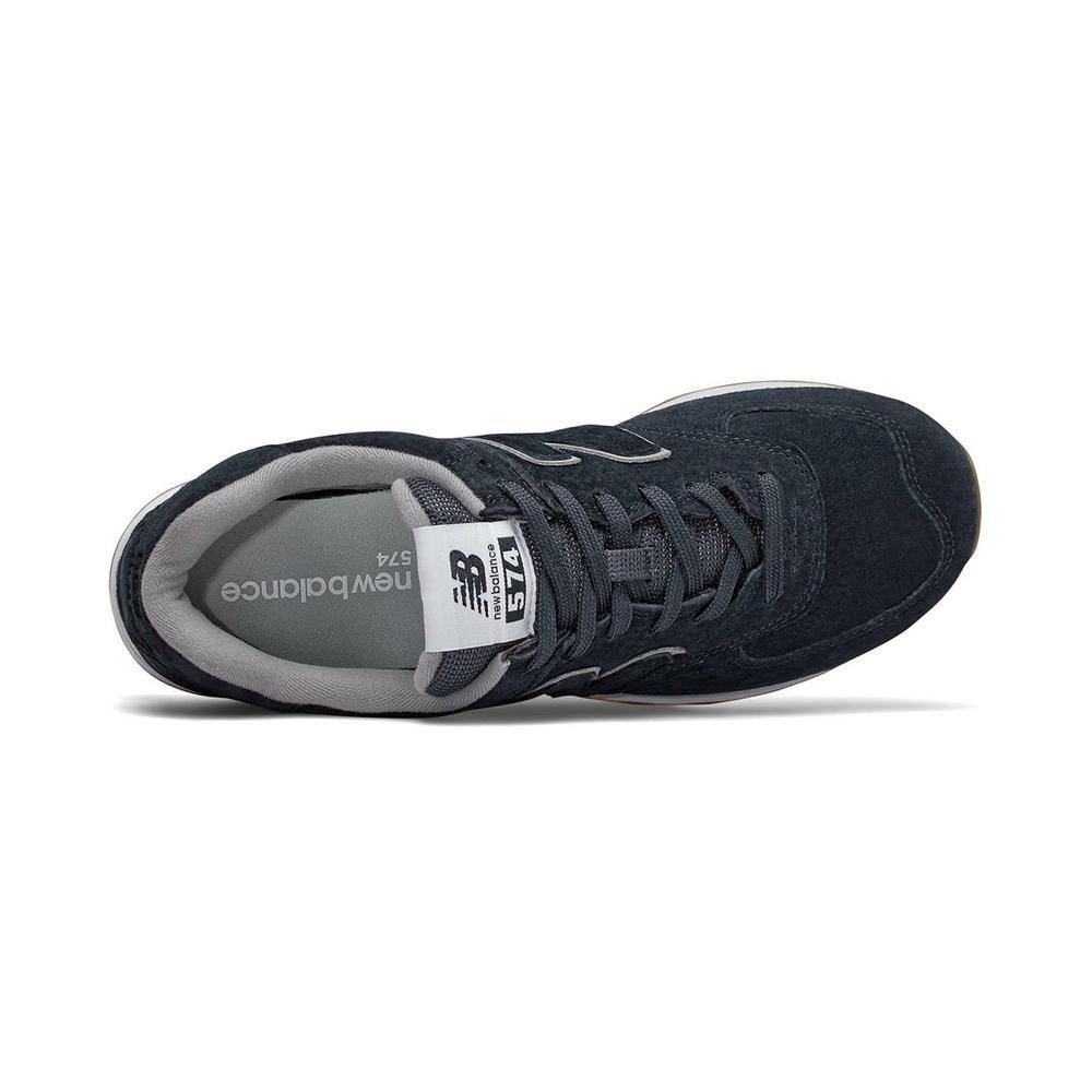 new balance scarpa new balance uomo blu nbml574ema