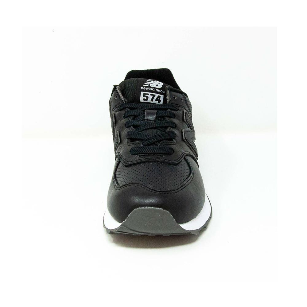 new balance scarpa new balance uomo nero nbml574snr