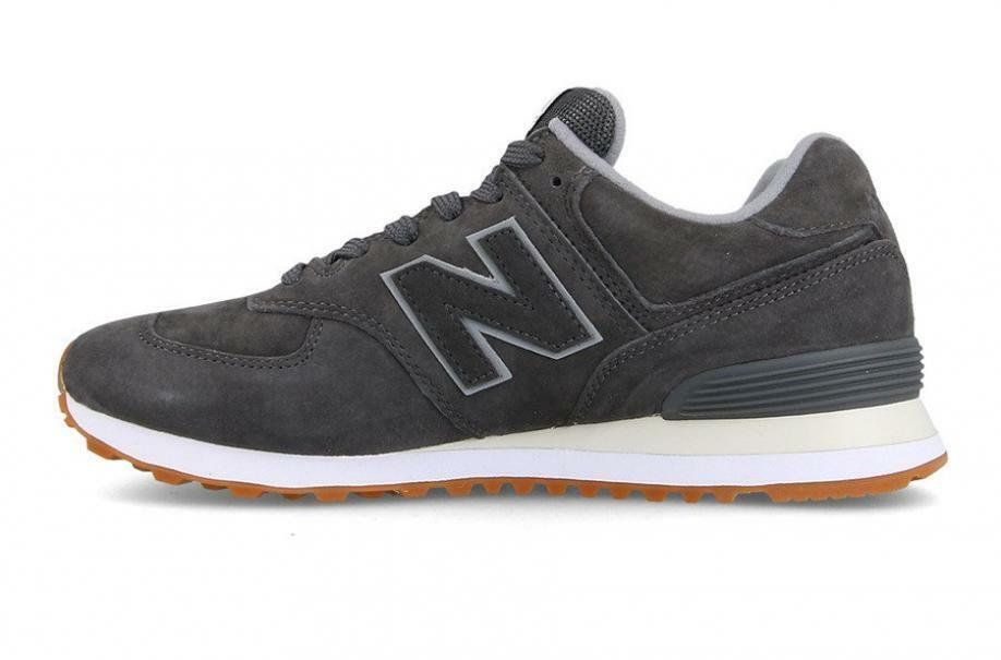 new balance new balance scarpa uomo grigio nbml574epc