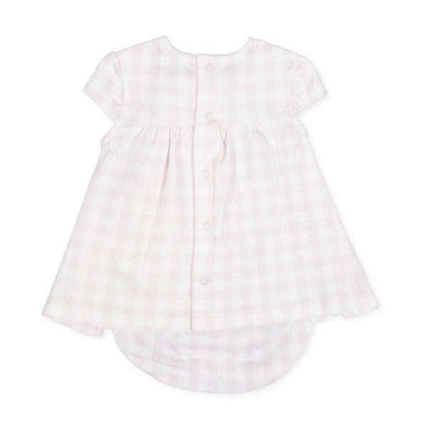 tutto piccolo tutto piccolo vestitino coulotte neonato 8782s20/p00
