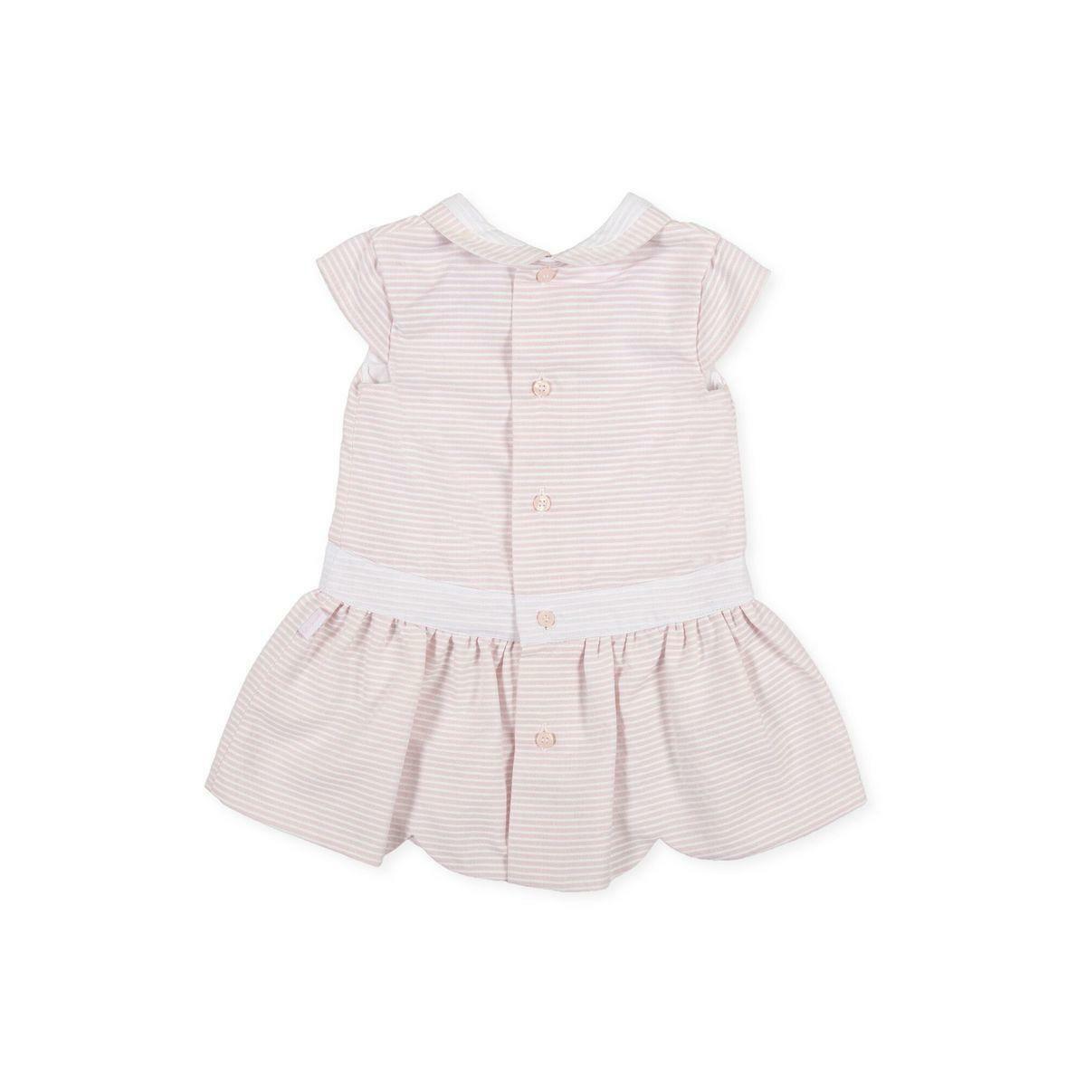 tutto piccolo tutto piccolo vestitino bambina rosa 8212s201/p00