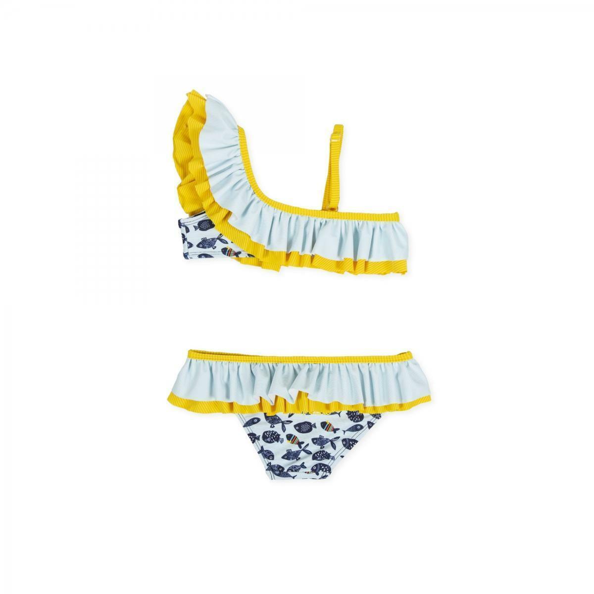 tutto piccolo tutto piccolo bikini bambina multicolore 8573s201
