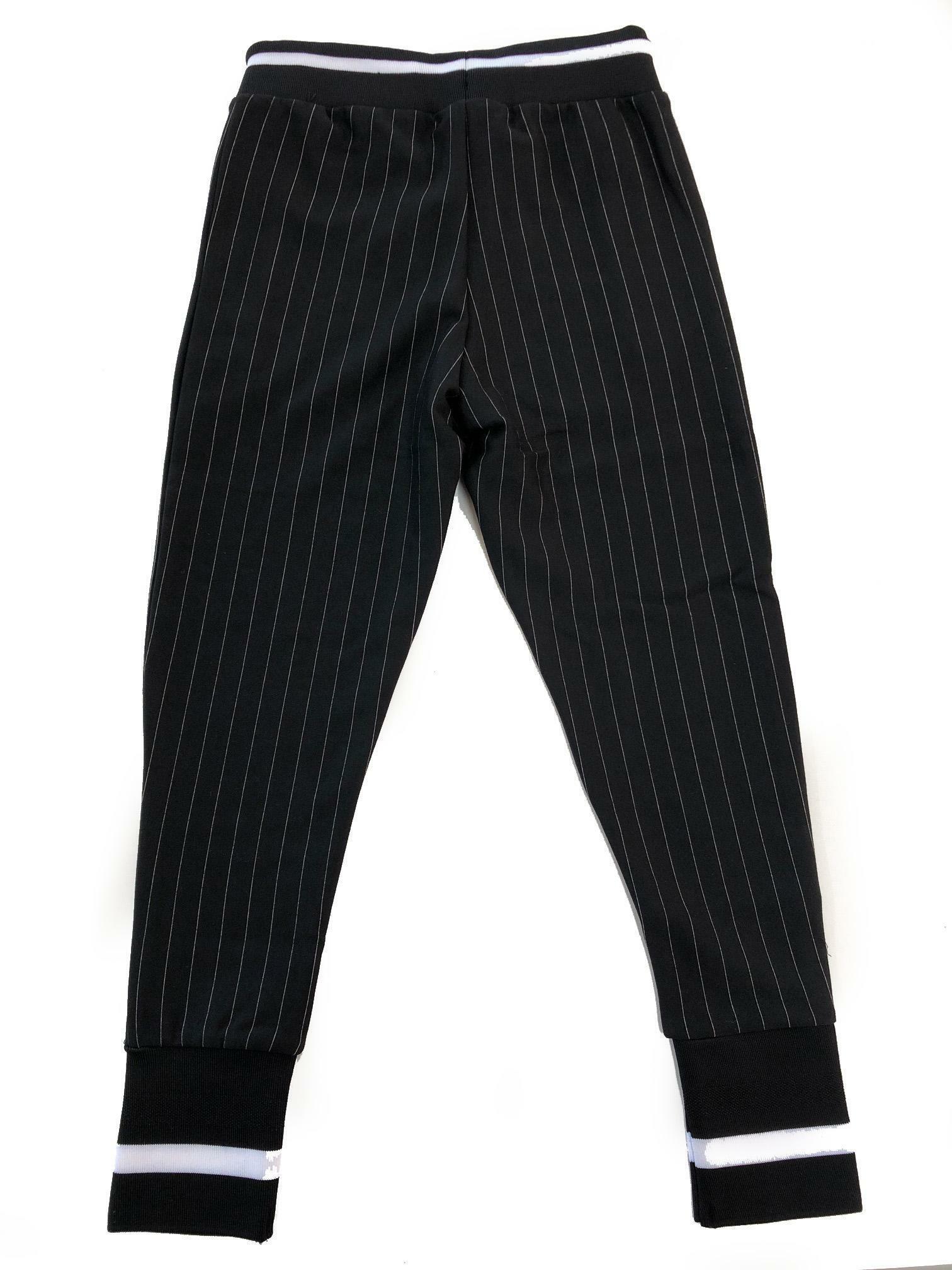 dkny dkny pantalone  ragazza nero d34976