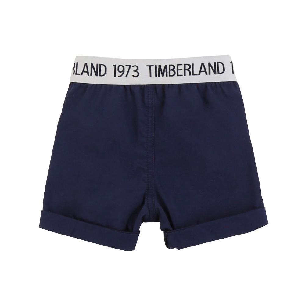 timberland timberland bermuda neonato blu t94727