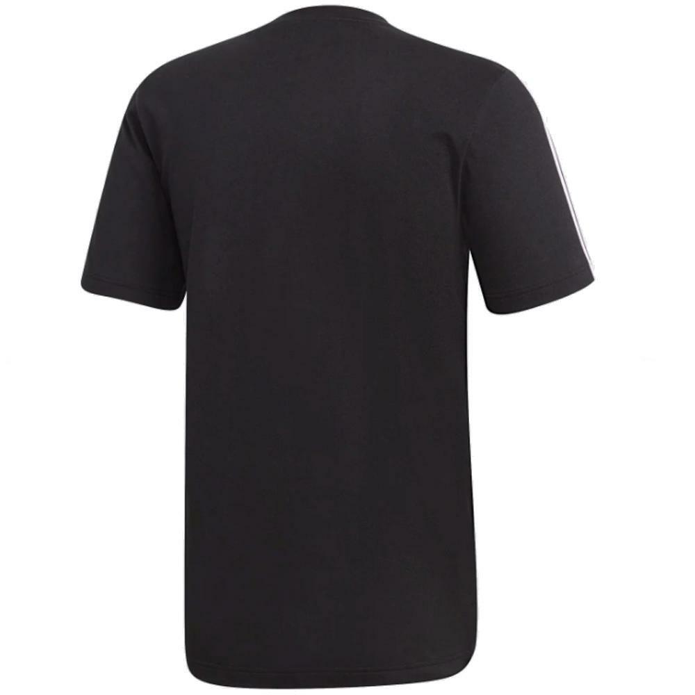 adidas adidas t-shirt uomo nero bianco dq3113