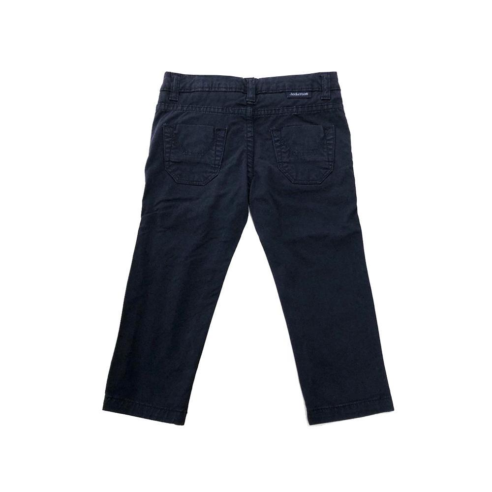 jeckerson jeckerson pantalone neonato  blu jn1845