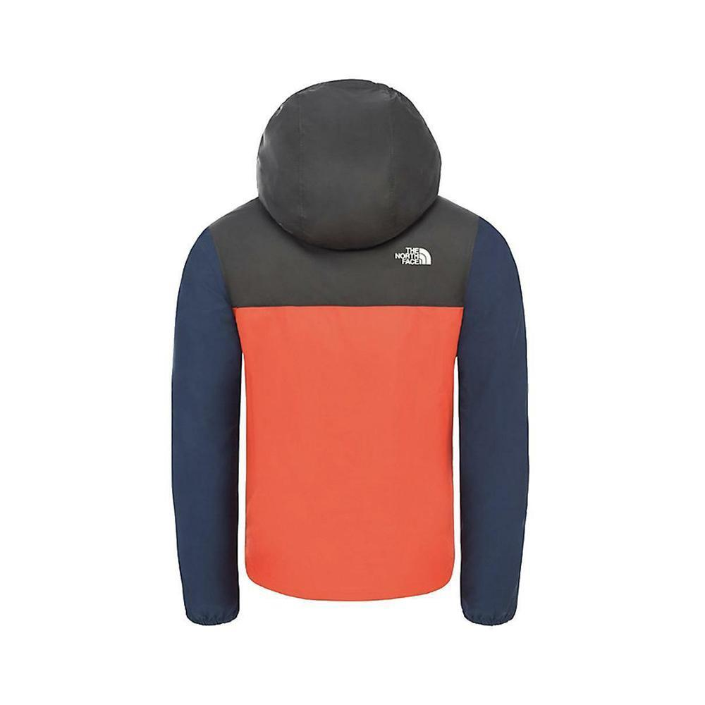 the north face the north face giubbotto bambino rosso nero nf0a3nkg