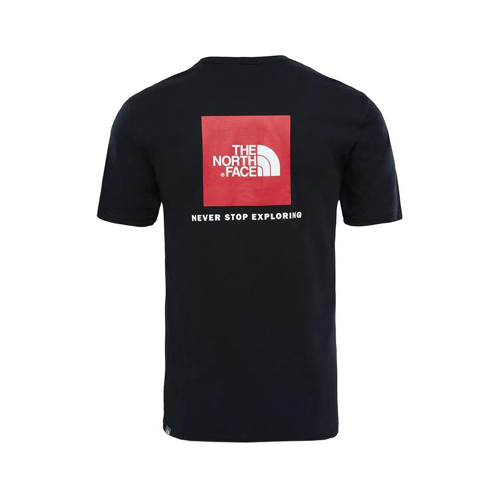 the north face the north face t-shirt uomo nero nf0a2tx2