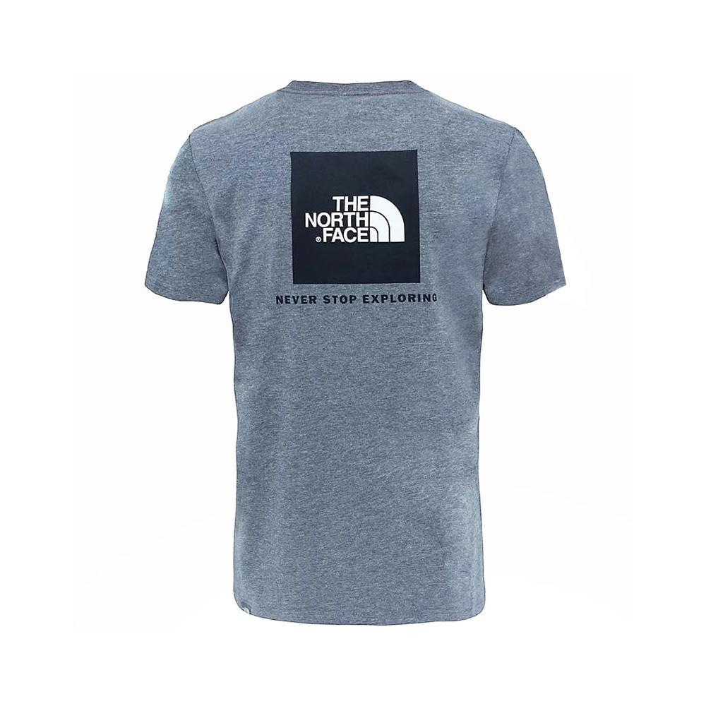 the north face the north face t-shirt uomo grigio nf0a2tx2