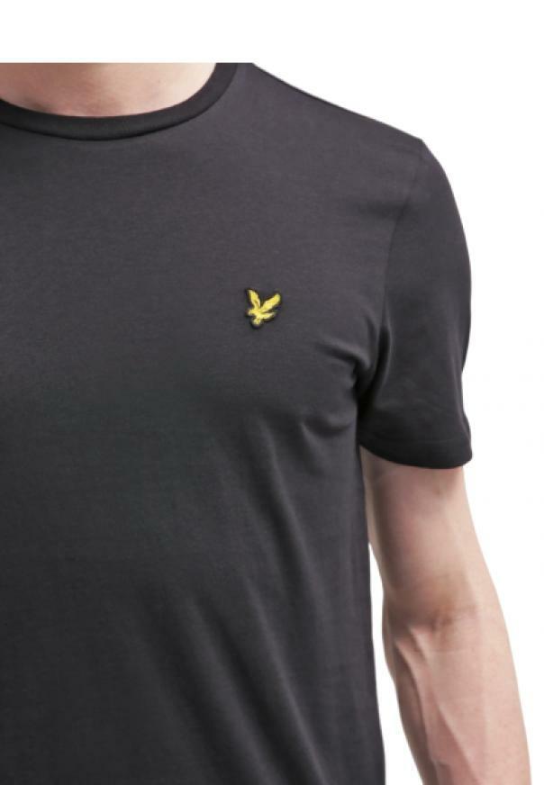 lyle&scott lyle&scott t-shirt junior nero lsc0003s1