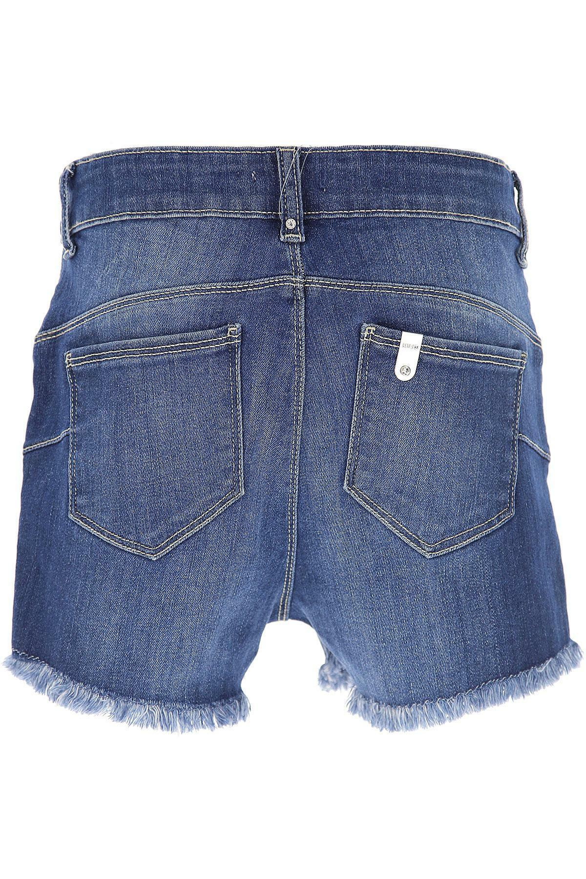 liu jo liu jo short ragazza denim  ga0005d3246