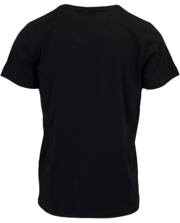 starter starter t-shirt uomo nero bianco tp9-72402