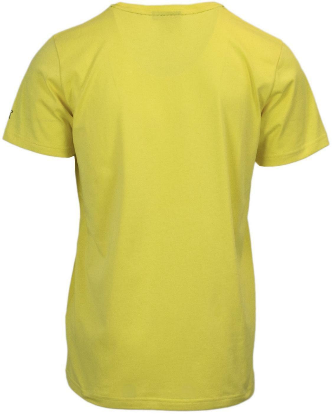 starter starter t-shirt uomo giallo nero tp9-72402
