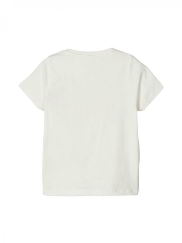 name.it name.it t-shirt bambina bianca 13175784