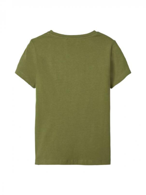 name.it name.it t-shirt bambina verde 13175849