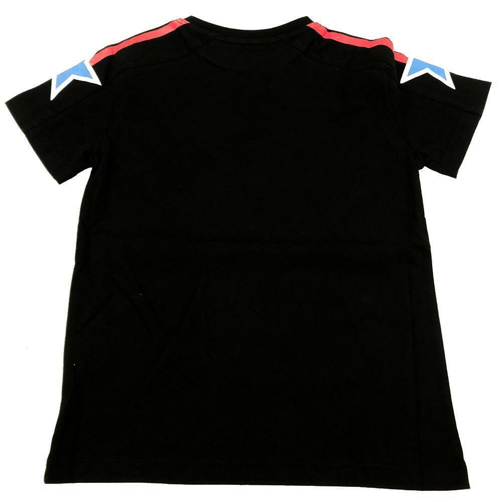 boy london boy london t-shirt ragazzo nero tsbl2157j