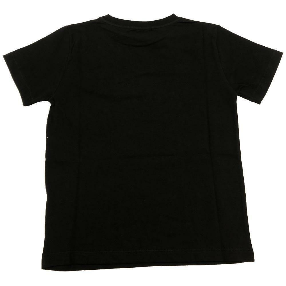 boy london boy london t-shirt ragazzo nero tsbl2168j