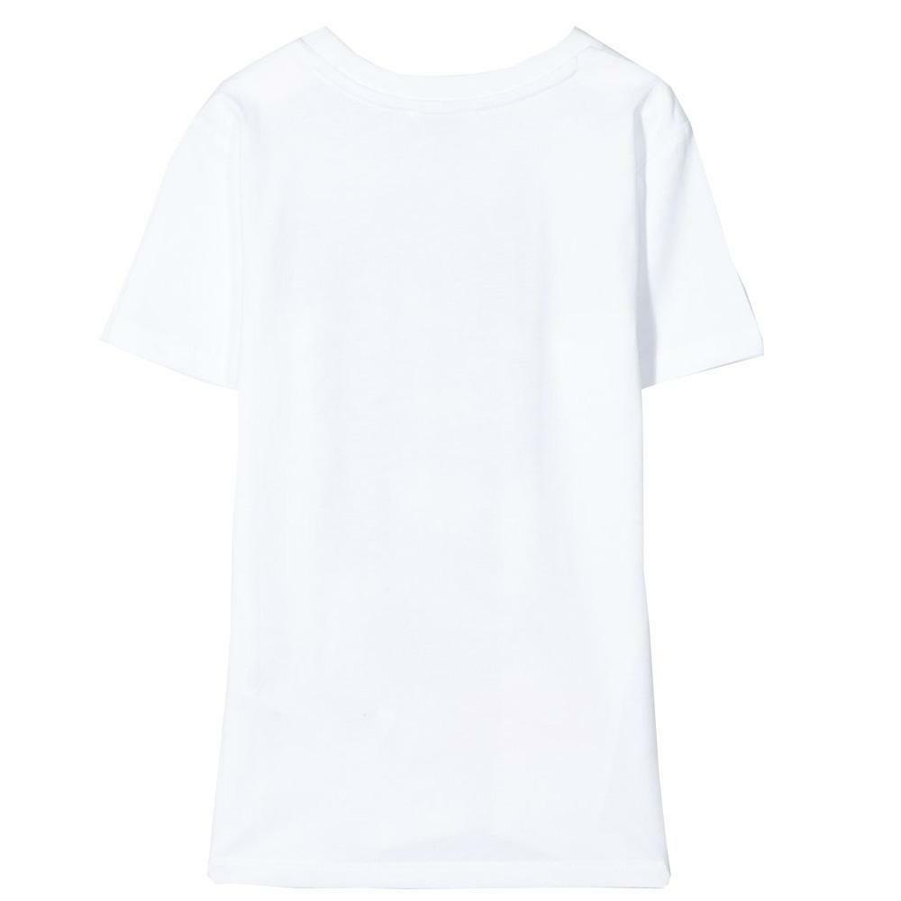 kenzo kenzo t-shirt junior bianco kq105481