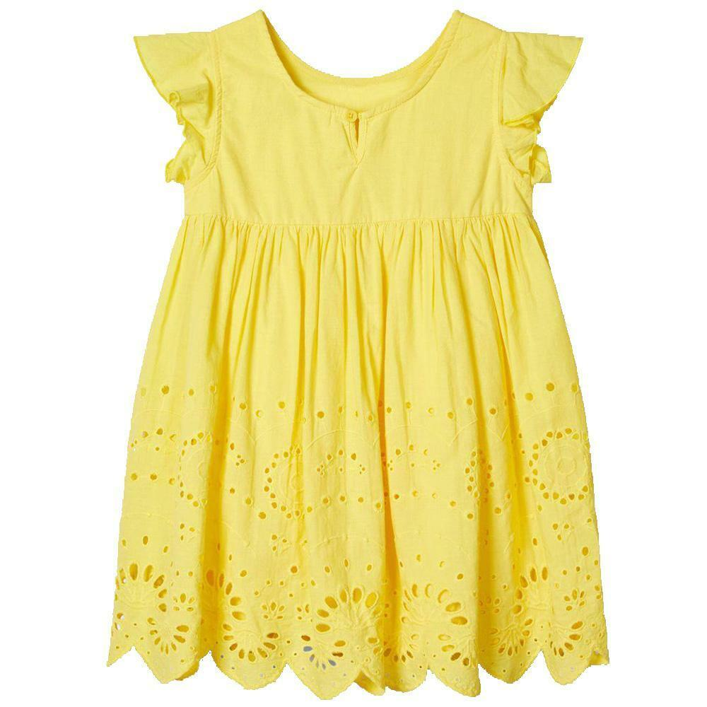 name.it name.it vestito bambina giallo 13175272
