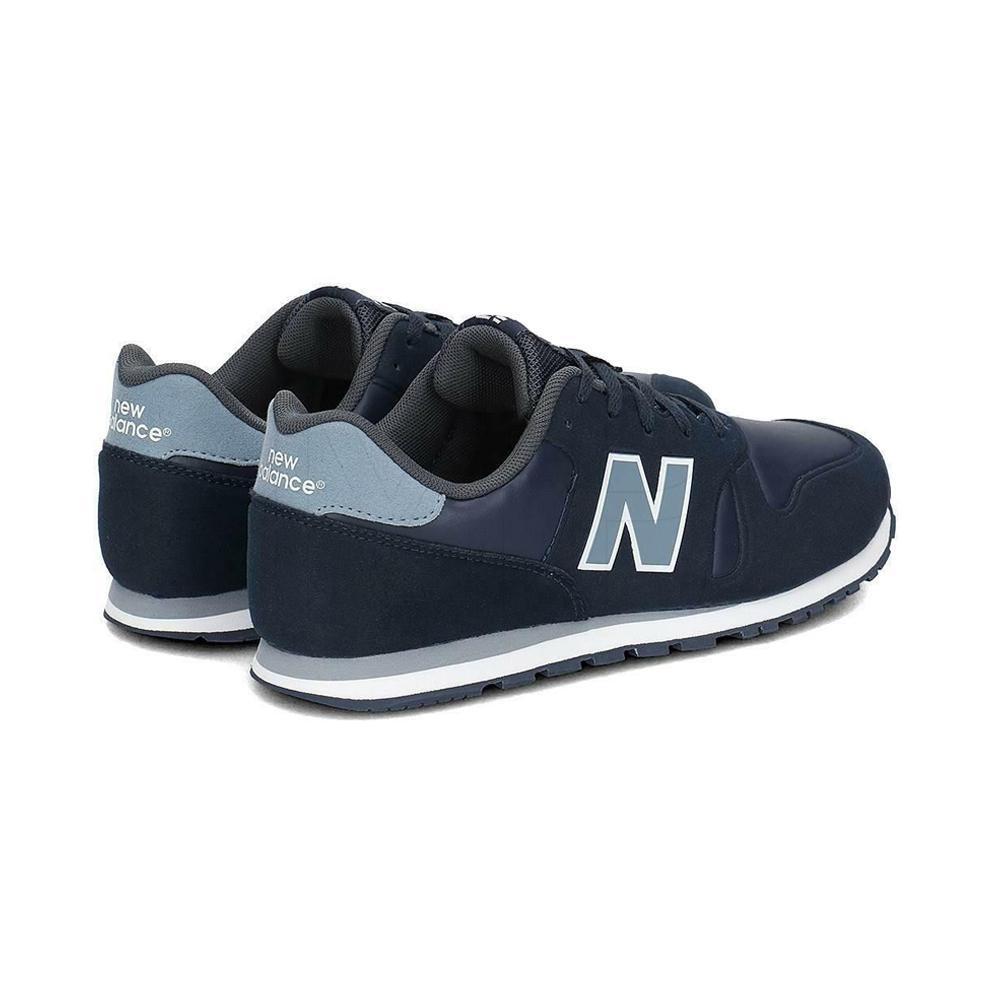 new balance new balance scarpa bambino blu cielo kj373pdy