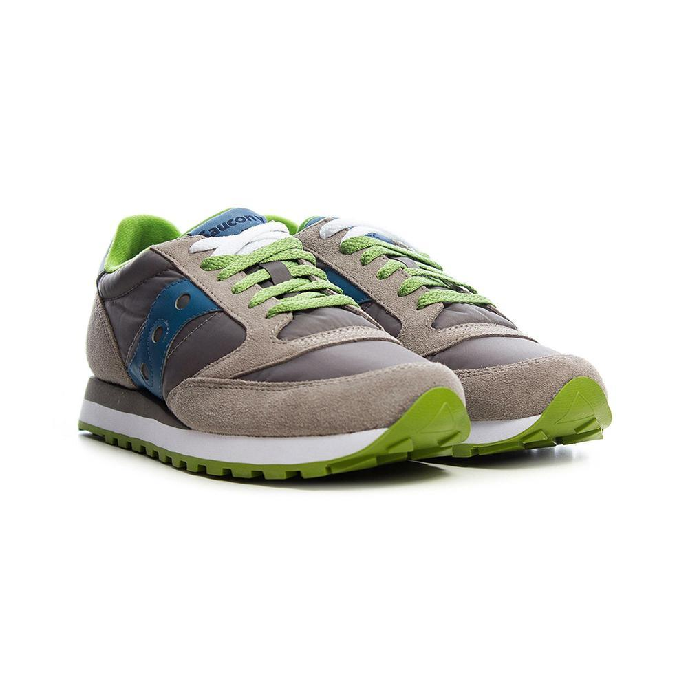 saucony saucony scarpa jazz original uomo grigio blu s2044-418