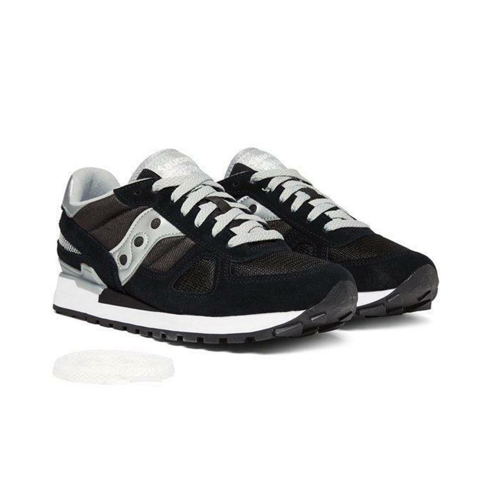saucony saucony scarpa donna nero argento s1108-671
